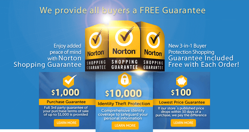 Buy Cialis Online with Norton Shopping Guarantee
