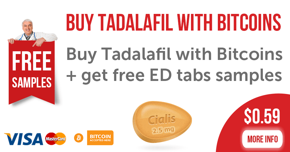 Buy Tadalafil with Bitcoins