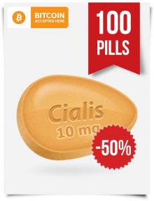 Cheap Cialis 10 mg 100 Pills Online