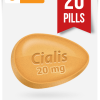 Generic Cialis 20 mg x 20 Tabs