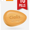 Cialis 40 mg 10 Pills Online