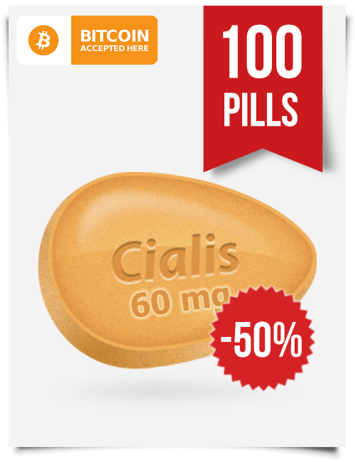 Cialis 60 mg 100 pills Online