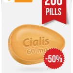 Cialis 60mg 200 Pills