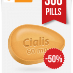 Cialis 60mg 300 Pills