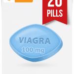 Generic Viagra 100 mg x 20 Tabs
