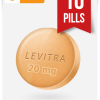 Buy Levitra Online 20 mg x 10 Tabs