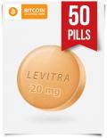 Indian Levitra 20 mg x 50 Tabs