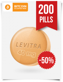 Levitra 40mg Online - 200