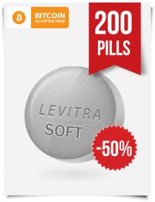 Levitra Soft Online - 200