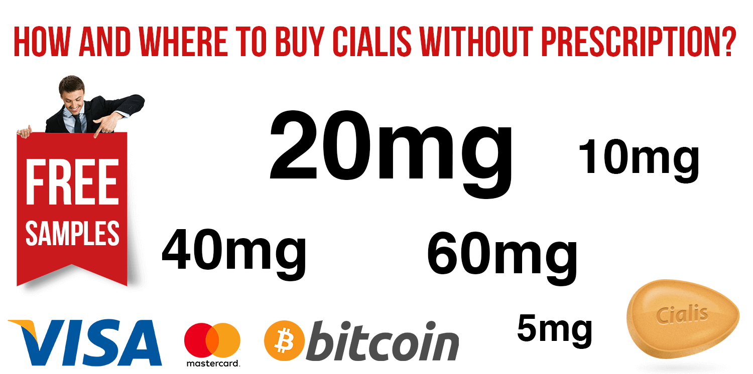How and Where to Buy Real Cialis Without Prescription