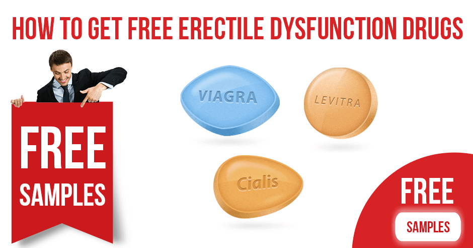 How to Get Free Erectile Dysfunction Drugs