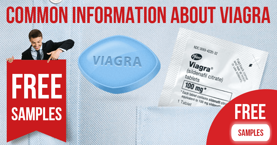 Common information about Viagra