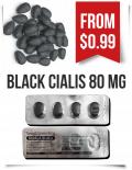 Black Cialis 80 mg pills