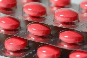 Red Viagra pills online