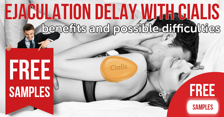 Ejaculation delay with Cialis: benefits and possible difficulties