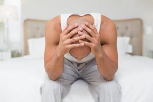 Problems with premature ejaculation