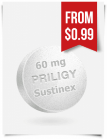 Sustinex 60 mg Dapoxetine tablets