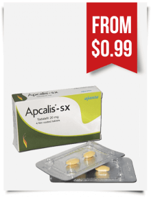 Apcalis SX tablets