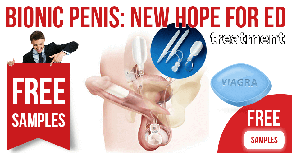Bionic penis: new hope for ED treatment